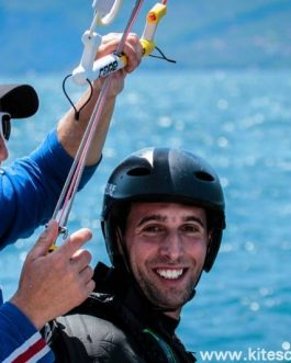 4 Kitesurfing lessons all included